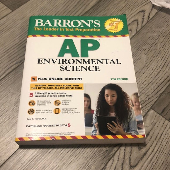 Other - So environmental science book